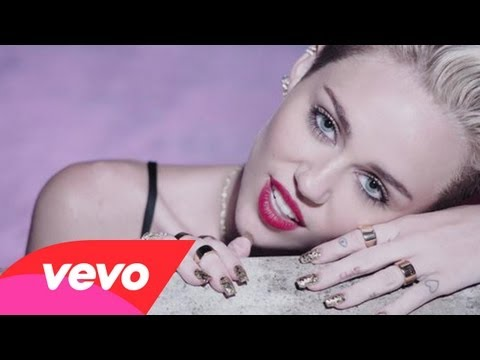 New Miley Cyrus Video – We Can't Stop